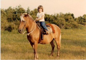 maria n horse