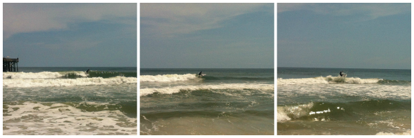 surf collage