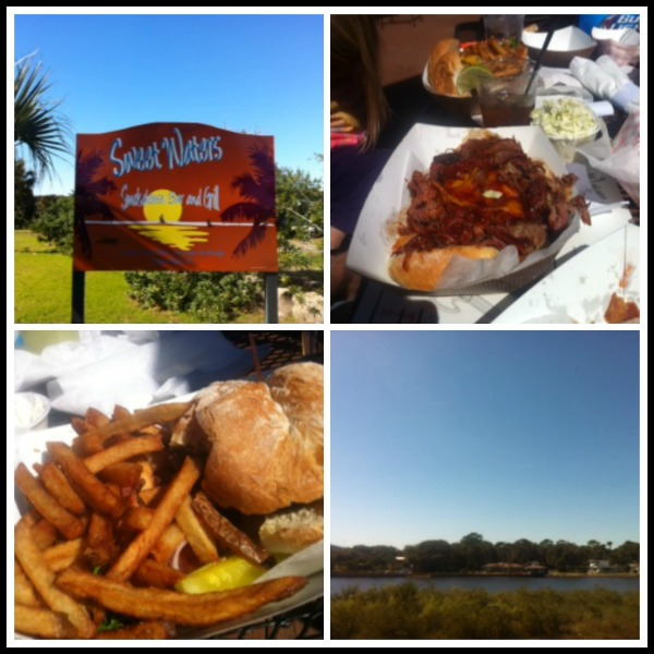 sweetwater Collage