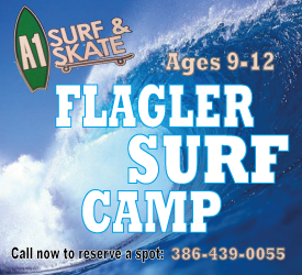 1.Flagler Surf Camp