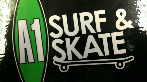 A-1 surf and skate