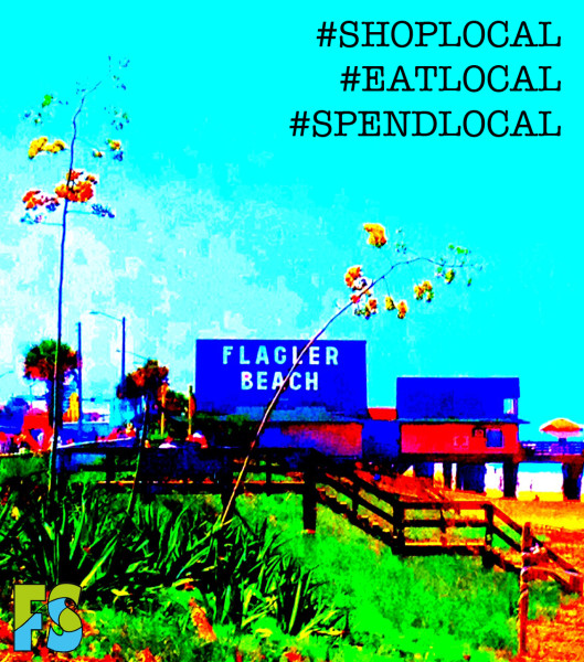 spend local